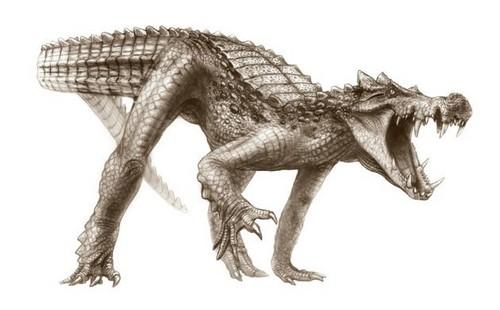Kaprosuchus saharicus