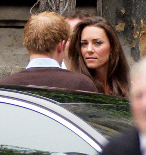 Kate & Harry; Westminster Abbey