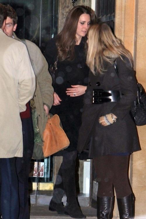 Kate Middleton; 2010 Carol Service