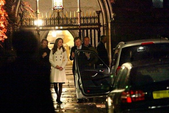 Kate Middleton; 2010 Westminster Abbey Visit