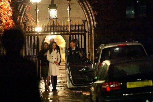 Kate Middleton; 2010 Westminster Abbey Visit