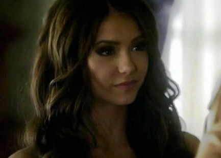 The Vampire Diaries wallpaper containing a portrait titled Katherine Pierce!!