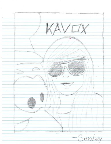 Kavox - onision Fan Art