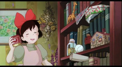 Kiki's Delivery Service [Screencaps] - kikis-delivery-service Screencap