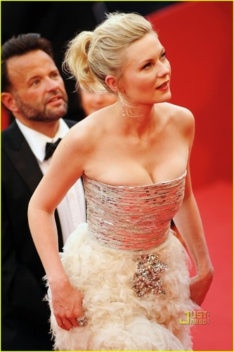Kirsten Dunst: Cannes Best Actress