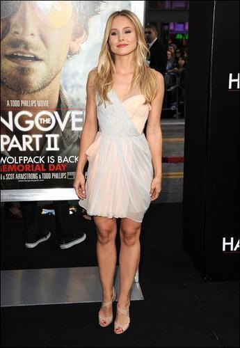 Kristen @ The Hangover Part II LA Premiere