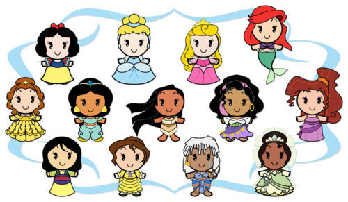 Disney Leading Ladies karatasi la kupamba ukuta probably with anime called Leading ladies