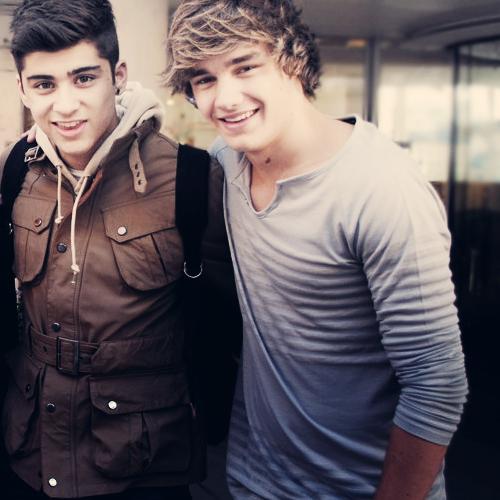 Liam&Zayn<3