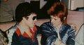 Lou Reed & David Bowie