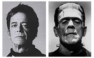 Lou Reed Vs Frankenstein - lou-reed Photo