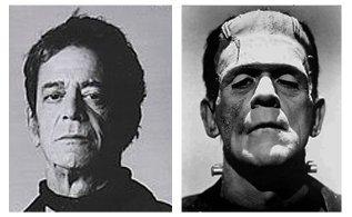 Lou Reed Vs Frankenstein