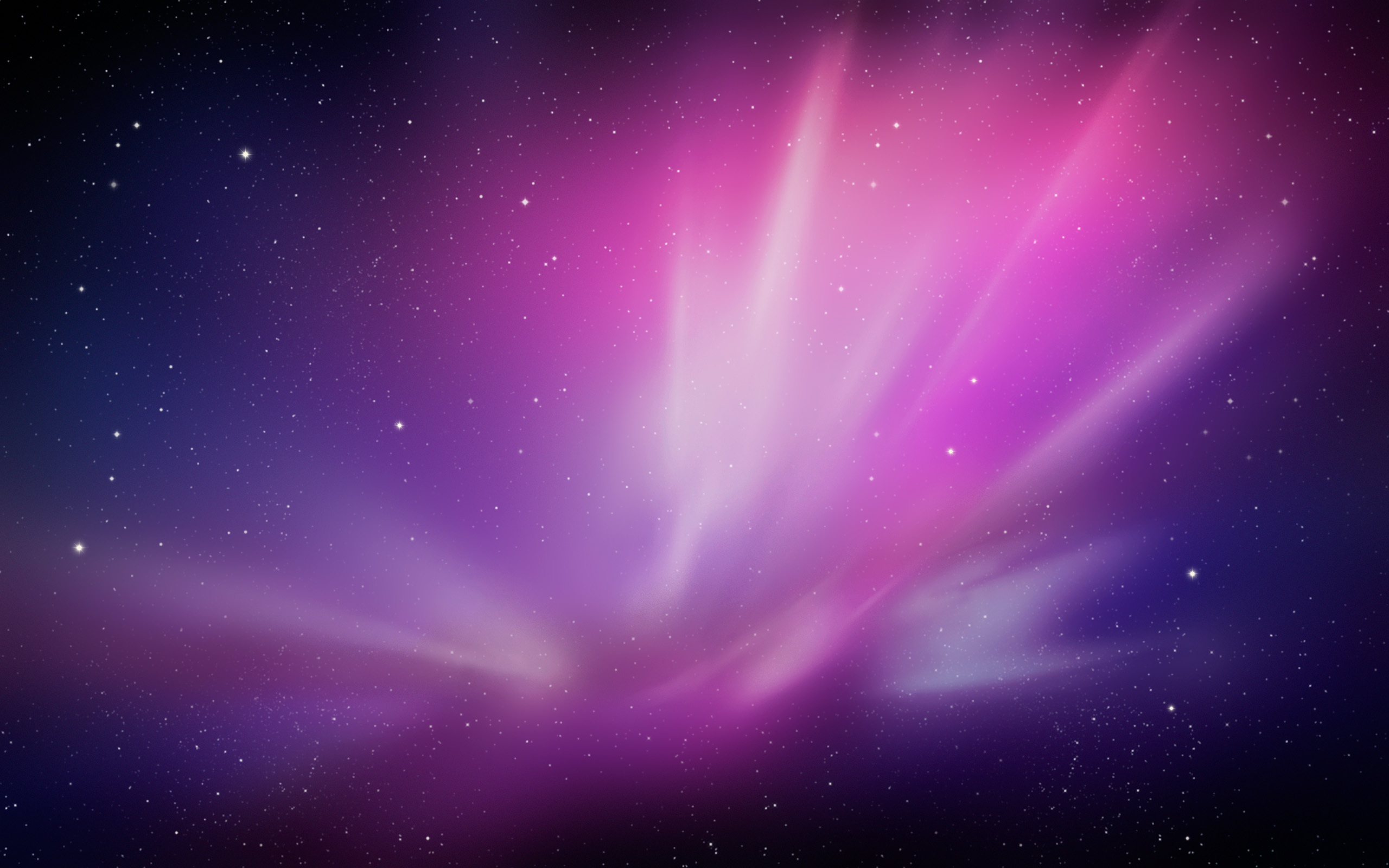 Purple Mac OS
