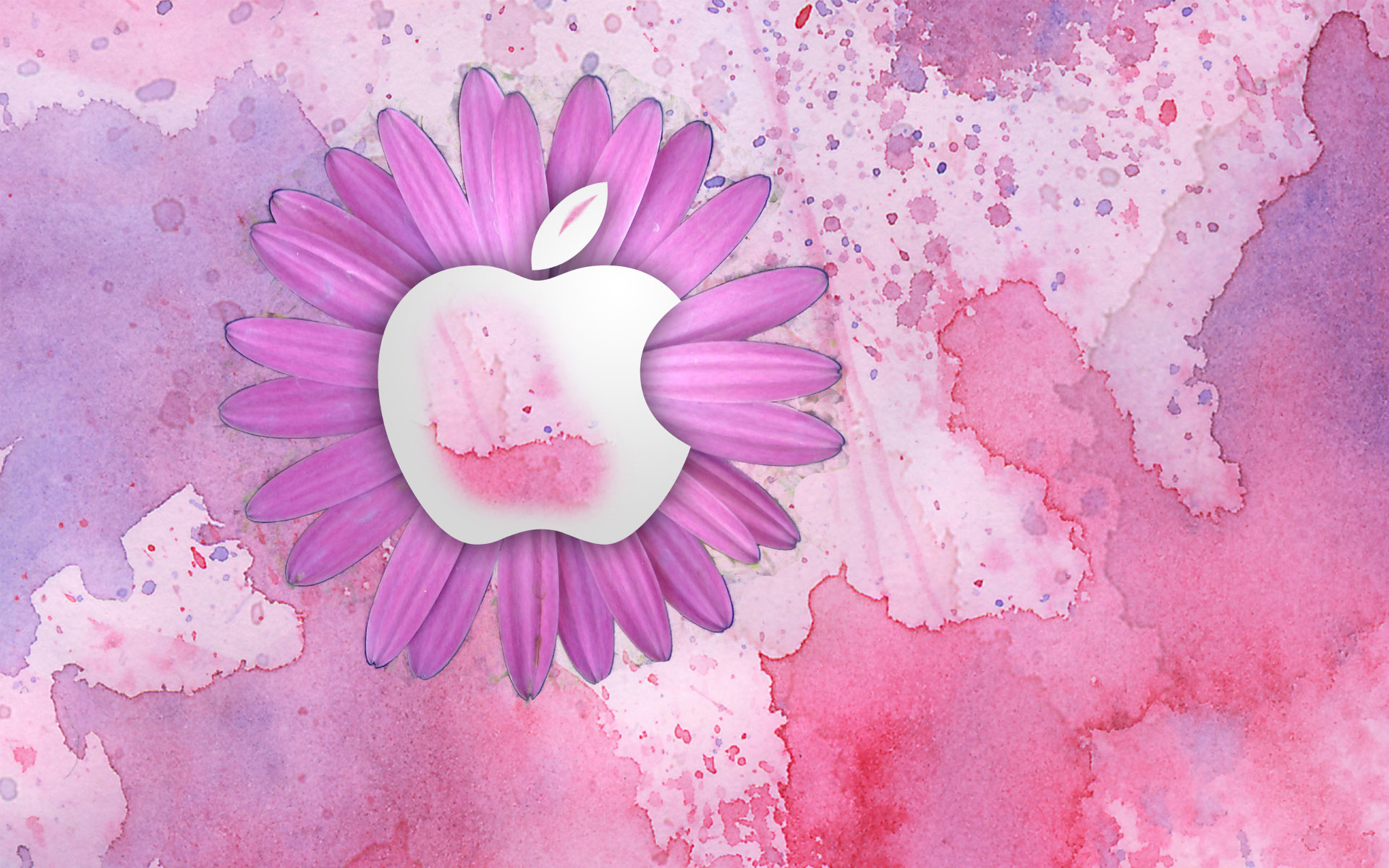 pink mac wallpaper hd - photo #38