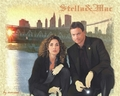 Mac and Stella - csi-ny wallpaper