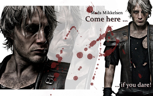 Mads Mikkelsen wallpaper