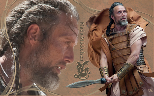 Mads Mikkelsen in Clash of the titans