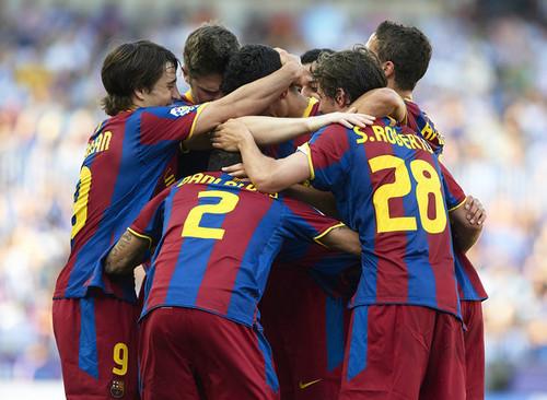 Malaga - Barcelona (La Liga)