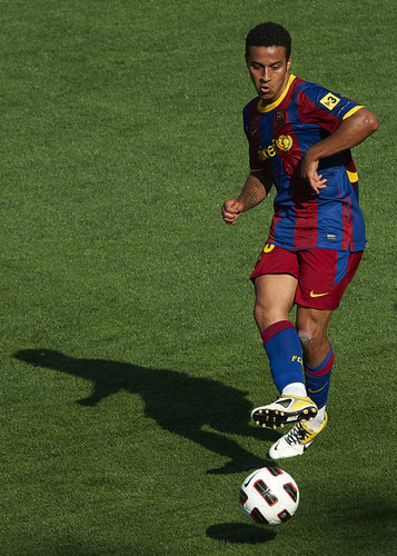 Malaga v Barcelona (La Liga)
