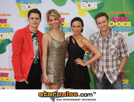 Malese at the Kids Choice Awards 2011! [2nd April]