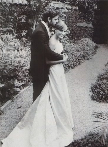 Mariska and Peter