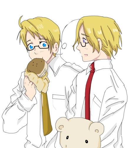 Matthew & Alfred