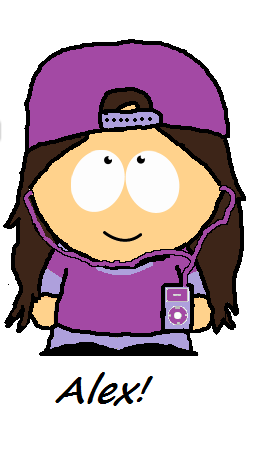 Me As A South Park Character