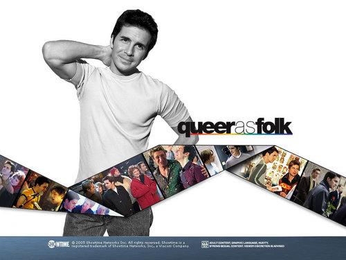 Michael Novotny - Queer As Folk