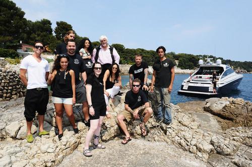 Michelle @ Sea Shepherd Lunch - 64th Annual Cannes Film Festival - 2011