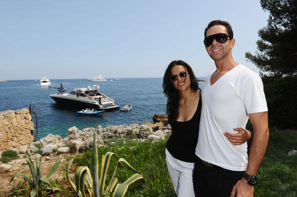 Michelle & Hamza Talhouni @ Sea Shepherd Lunch - 64th Annual Cannes Film Festival - 2011