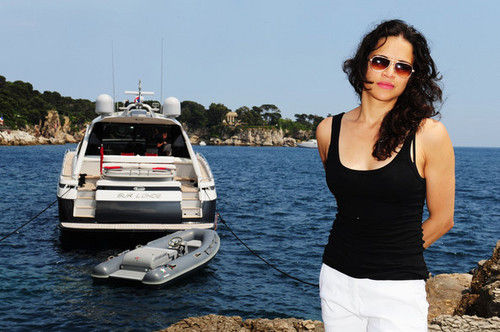 Michelle @ Sea Shepherd Lunch - 64th Annual Cannes Film Festival - 2011