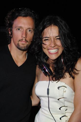 """Michelle & Jason Mraz @ """"The Big Fix"""" Premiere Party - 64th Annual Cannes Film Festival - 2011"""