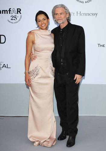 Michelle & Hermann Buehlbecker @ amfAR Gala - 64th Annual Cannes Film Festival - 2011