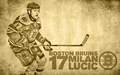 Milan Lucic - boston-bruins wallpaper