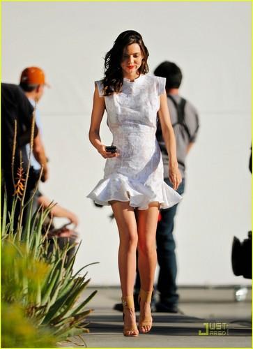 Miranda Kerr: Palm Springs foto Shoot!