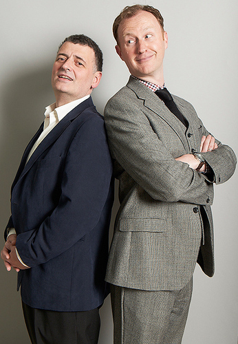 Moffat and Gatiss