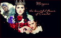 merlin-on-bbc - Morgana by KatherineFleur wallpaper