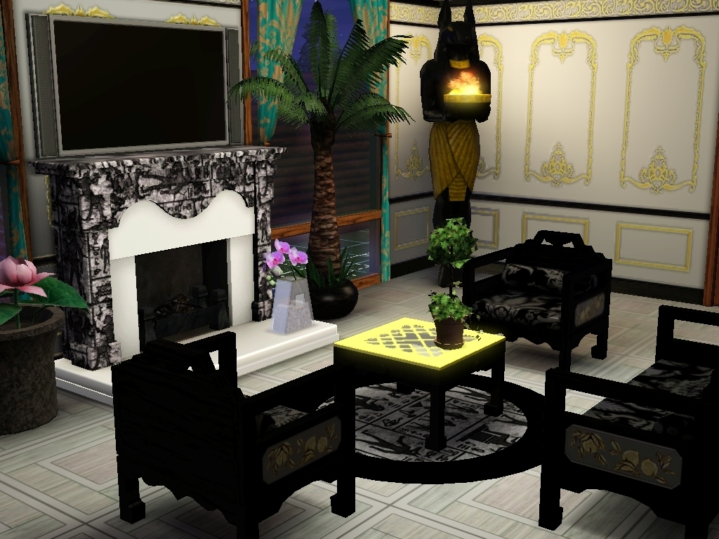 My interior design egypt the sims 3 photo 22203703 Sims 3 home decor photography