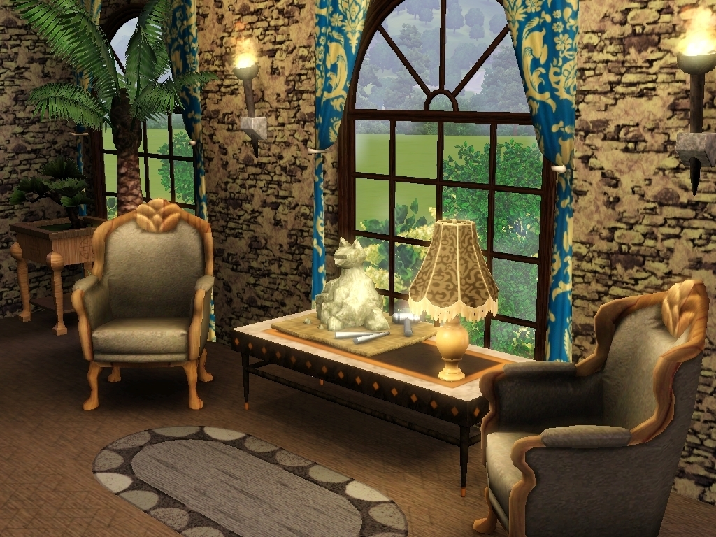 My Interior Design Home The Sims 3 Photo 22224517 Fanpop