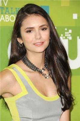 Nina @ 2011 CW's Upfront in NYC