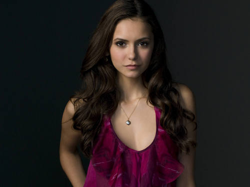 Nina Dobrev kertas dinding possibly containing a koktel dress entitled Nina Dobrev