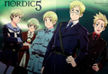 Nordic 5 - hetalia-nordic-countries photo