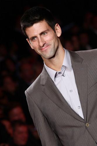 "Novak!! ""Fashion 4 Life"" (Love Everyfing Bout The Serbernator) 100% Real ♥"