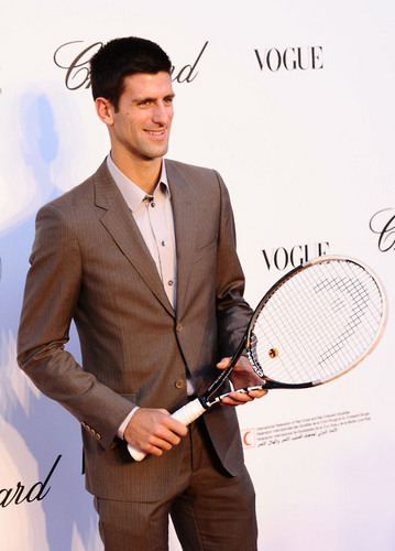 "Novak!! ""Fashion 4 Life"" (Love Everyfing Bout The Serbernator) 100% Real ♥"