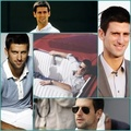 Novak!! (Love Everyfing Bout The Serbernator) 100% Real ♥  - novak-djokovic fan art