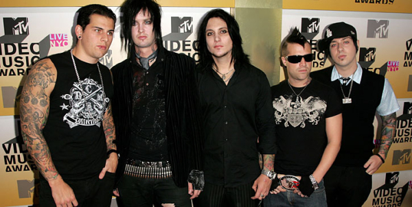 Old pic of A7x