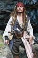 POTC 4 Jack Sparrow stills