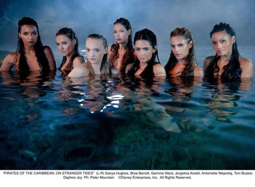 POTC 4 Meerjungfrauen