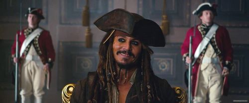 POTC 4 trailer Jack Sparrow - pirates-of-the-caribbean-4 Screencap