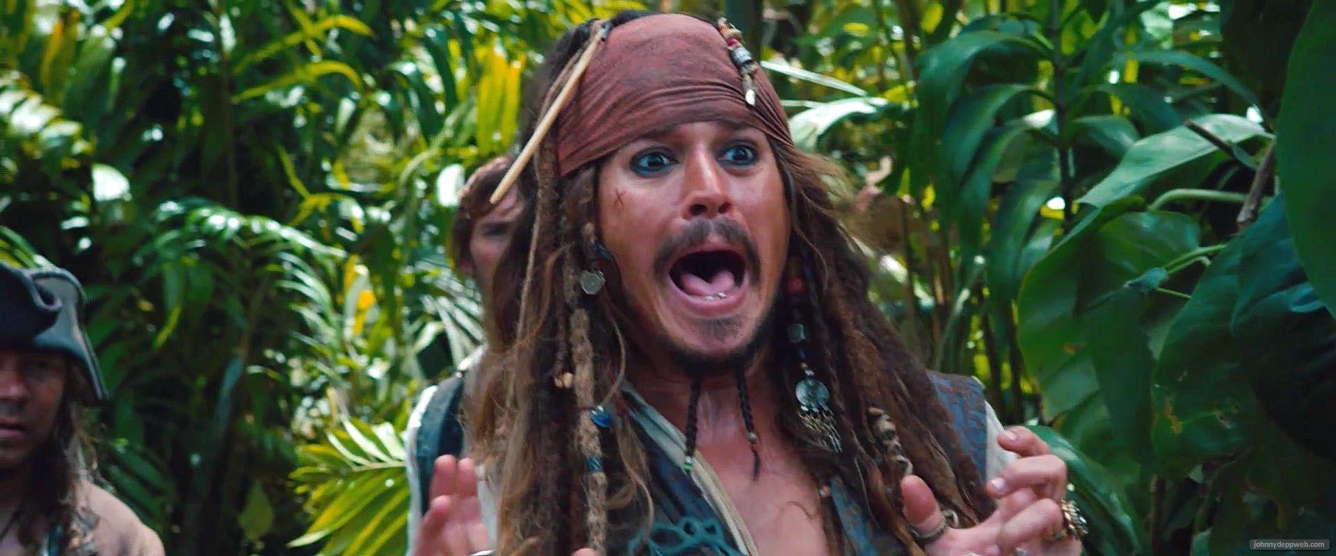 POTC 4 trailer Jack Sparrow - Pirates of the Caribbean 4 Image ... Potc