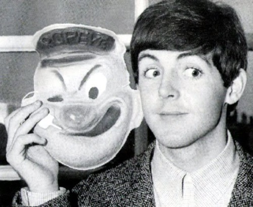 Paul McCartney :P